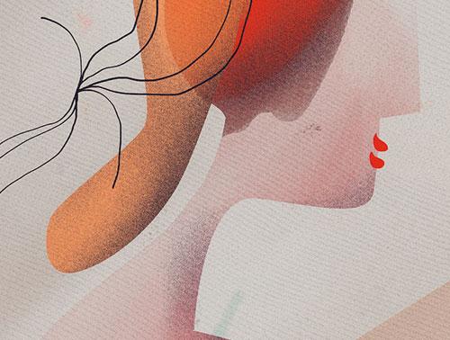 "Illustrations ""Fantôme"" création par annelyse.fr"